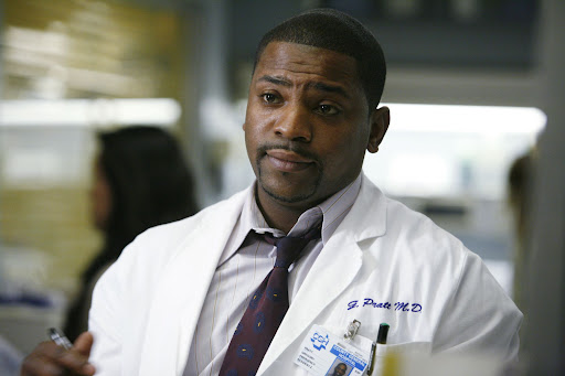 Mekhi Phifer is Dr Gregory Pratt [ER Season 13]